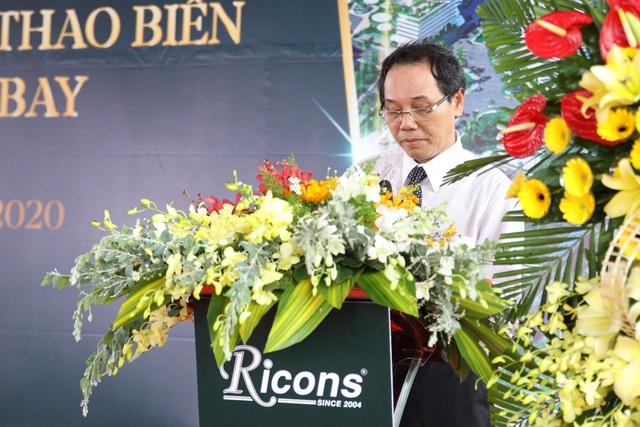 Nam Group khởi công tổ hợp đô thị nghỉ dưỡng và thể thao biển chuẩn 5 sao quốc tế tại Bình Thuận - Ảnh 1.