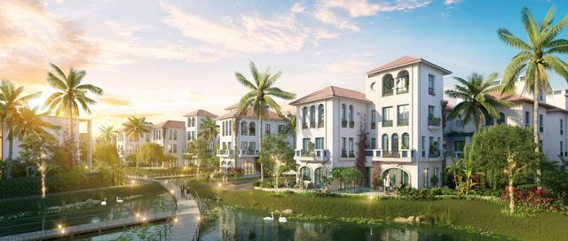 Đầu tư biệt thự Mallorca, nhận gói nội thất lên tới 700 triệu đồng - Ảnh 1.