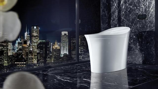 Smart Toilet - xu hướng mới cho những căn hộ thông minh - Ảnh 1.