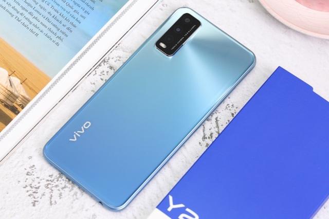 """Vivo Y20s – bản nâng cấp đáng tiền của Y20, giảm """"sốc"""" 400.000đ tại Thế Giới Di Động - Ảnh 1."""