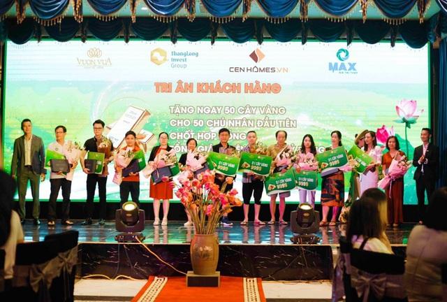 Dự án Vườn Vua Resort & Villas tại Phú Thọ: 66 căn biệt thự đã có chủ ngay trong ngày mở bán - Ảnh 2.