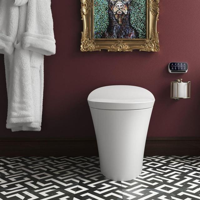 Smart Toilet - xu hướng mới cho những căn hộ thông minh - Ảnh 4.