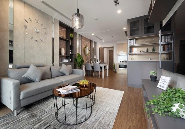 Mua nhà tặng vàng – Vinhomes West Point tâm điểm thị trường bất động sản Hà Nội - Ảnh 1.