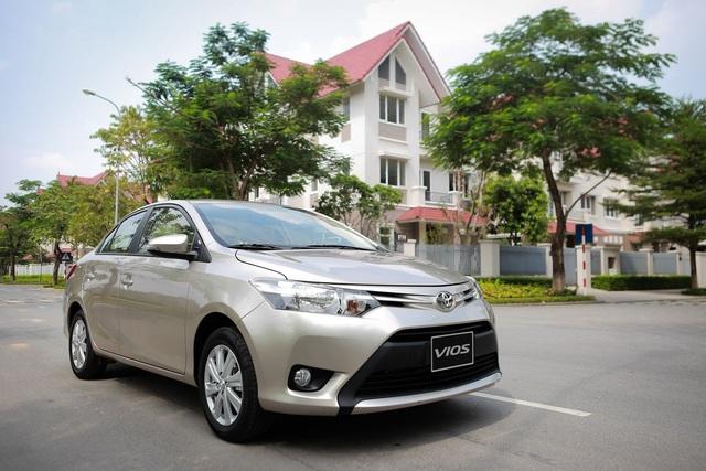 Xe Toyota nghèo trang bị - Câu chuyện đã là dĩ vãng - Ảnh 1.
