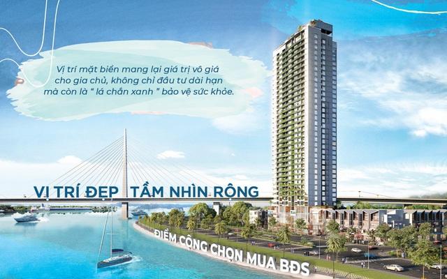 Giá trị của vị trí trong các dự án bất động sản mặt biển - Ảnh 1.