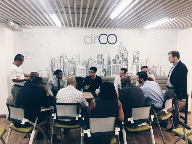 Coworking space - mô hình văn phòng giúp các doanh nghiệp linh hoạt hơn trong mùa dịch covid - Ảnh 2.