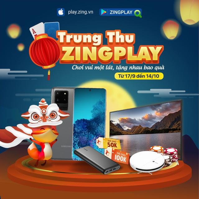 Trung thu ZingPlay - ngàn quà trao tay, sự kiện tri ân người chơi lớn nhất trong năm từ ZingPlay - Ảnh 3.