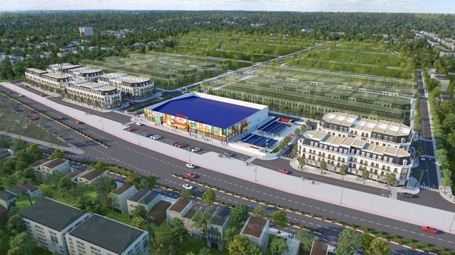 Diện mạo mới của TP Uông Bí nhờ sức bật về kinh tế và hạ tầng đô thị - Ảnh 1.