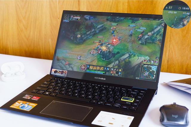 Đánh giá Asus Vivobook Flip 14 TM420: chiếc laptop góp phần thay đổi cách truyền đạt của giới trẻ - Ảnh 7.