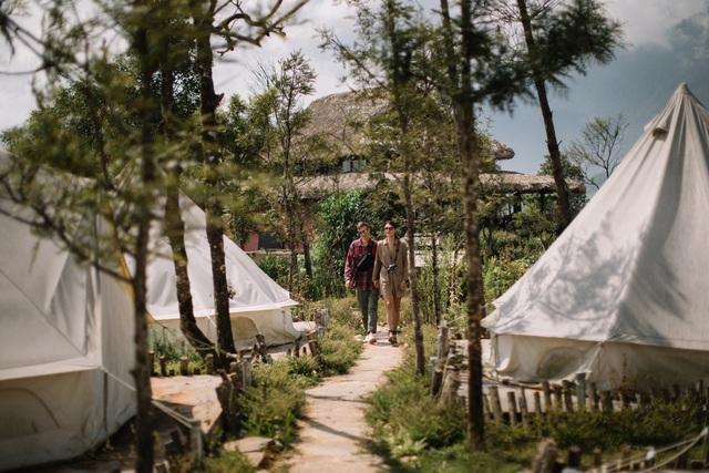 Kiếm tìm những trải nghiệm bản địa độc đáo trong khu nghỉ dưỡng sang trọng ở Sa Pa - Ảnh 7.