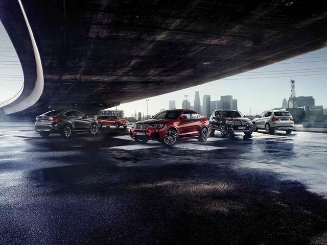 5 điều thú vị về BMW X Series không phải ai cũng biết - Ảnh 1.