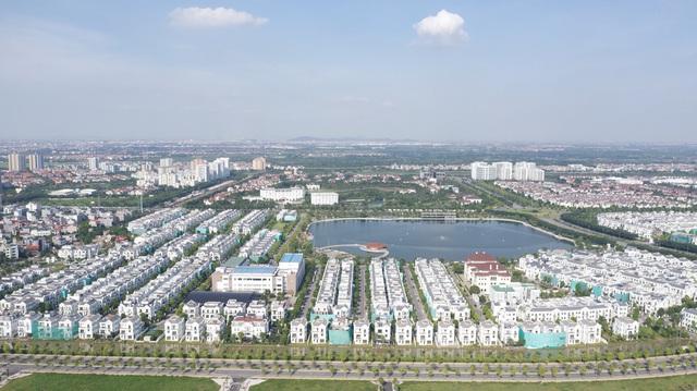 Triển khai dự án căn hộ hạng sang đầu tiên trong đô thị lớn bậc nhất Hà Nội - Ảnh 2.