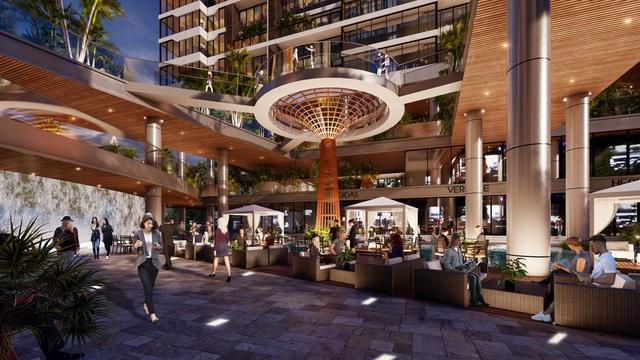 Triển khai dự án căn hộ hạng sang đầu tiên trong đô thị lớn bậc nhất Hà Nội - Ảnh 12.