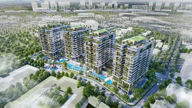 Triển khai dự án căn hộ hạng sang đầu tiên trong đô thị lớn bậc nhất Hà Nội - Ảnh 13.