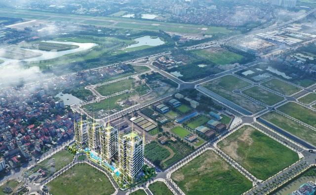 Triển khai dự án căn hộ hạng sang đầu tiên trong đô thị lớn bậc nhất Hà Nội - Ảnh 3.