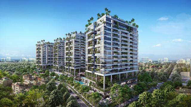 Triển khai dự án căn hộ hạng sang đầu tiên trong đô thị lớn bậc nhất Hà Nội - Ảnh 4.