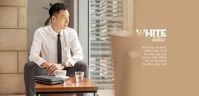 """Aristino """"dệt"""" biểu tượng Việt Nam trên áo sơ mi trắng - Ảnh 5."""