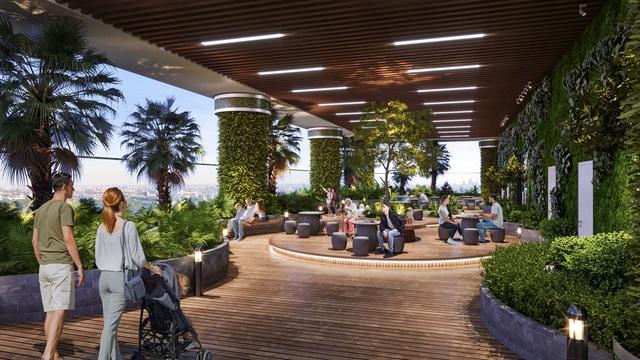 Triển khai dự án căn hộ hạng sang đầu tiên trong đô thị lớn bậc nhất Hà Nội - Ảnh 8.