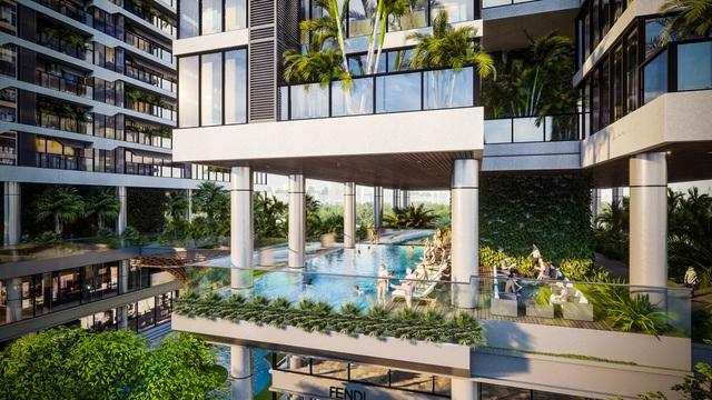 Triển khai dự án căn hộ hạng sang đầu tiên trong đô thị lớn bậc nhất Hà Nội - Ảnh 9.