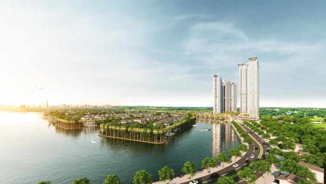 Triển khai toà tháp căn hộ 5 sao đầu tiên tại Ecopark với cầu pha lê trên độ cao 200m - Ảnh 9.