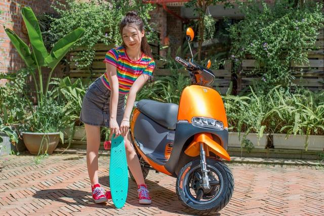 Tìm hiểu mẫu xe máy điện tốt - giá rẻ cho bạn trẻ thế hệ Z - Ảnh 1.