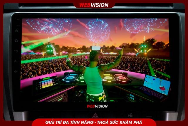 Webvision DVD X6 thu hút người dùng nhờ hiệu năng xử lý mạnh mẽ - Ảnh 1.