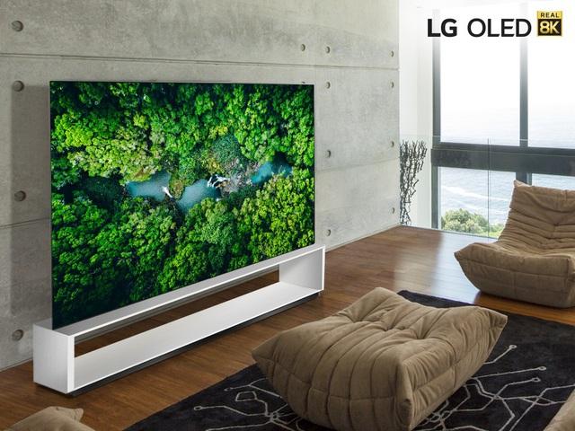 TV LG OLED 2020: Sự kết hợp giữa công nghệ đỉnh cao và nghệ thuật tinh tế - Ảnh 1.