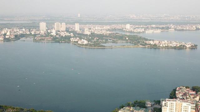 Tây Hồ Residence, Võ Chí Công hút khách trước thời điểm bàn giao nhà - Ảnh 3.