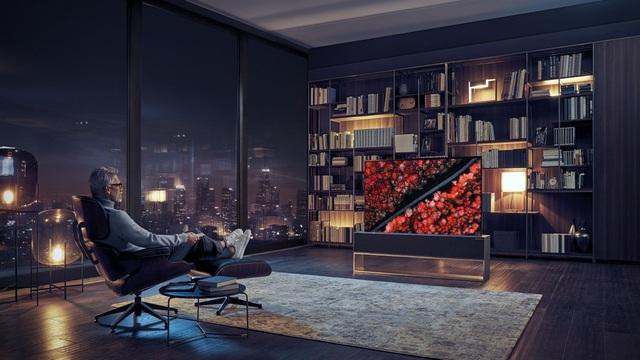 TV LG OLED 2020: Sự kết hợp giữa công nghệ đỉnh cao và nghệ thuật tinh tế - Ảnh 2.