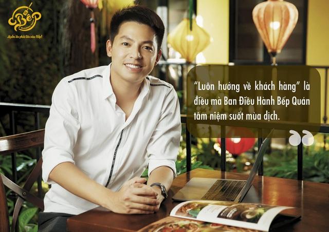 Chiến lược giữ chân khách hàng nào cho nhà hàng Việt trong mùa Covid kéo dài - Ảnh 3.