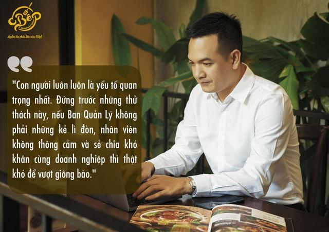 Chiến lược giữ chân khách hàng nào cho nhà hàng Việt trong mùa Covid kéo dài - Ảnh 4.