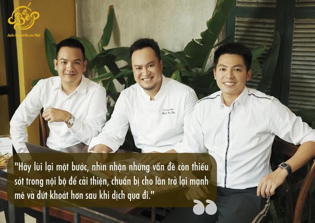 Chiến lược giữ chân khách hàng nào cho nhà hàng Việt trong mùa Covid kéo dài - Ảnh 5.