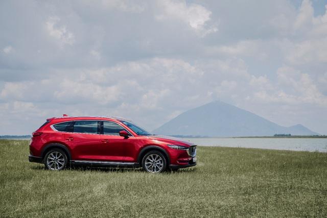 Tại sao động cơ xăng trên Mazda CX-8 ngày càng được ưa chuộng - Ảnh 1.