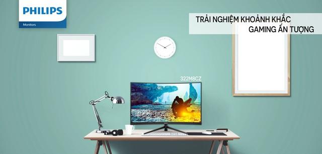 Ấn tượng 2 màn hình gaming mới nhất của Philips - Ảnh 3.
