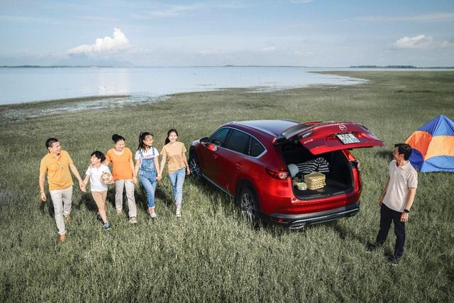 Tại sao động cơ xăng trên Mazda CX-8 ngày càng được ưa chuộng - Ảnh 4.