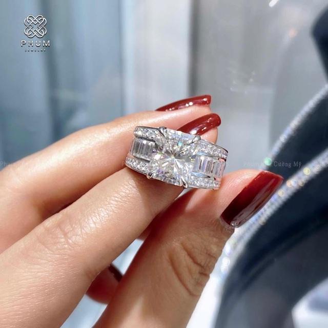 Khám phá PHUM - thương hiệu trang sức thiết kế từ kim cương thanh lịch, đẳng cấp - Ảnh 1.