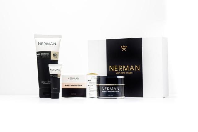 Nhận đầu tư khủng giữa dịch Covid, Nerman mạnh tay đưa AI vào chăm sóc sắc đẹp cho nam giới - Ảnh 1.