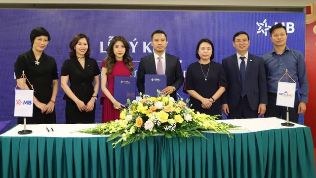 Công ty Cổ phần Bất động sản Tập đoàn Tân Á Đại Thành và MBBank ký kết hợp tác toàn diện - Ảnh 2.