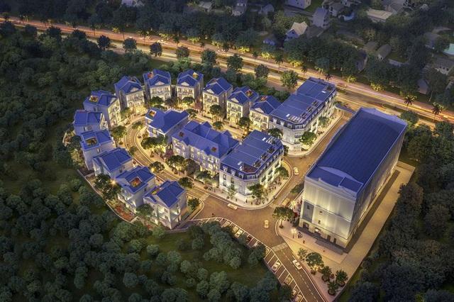 Melinh Plaza Yên Bái hút khách ngày mở bán - Ảnh 2.
