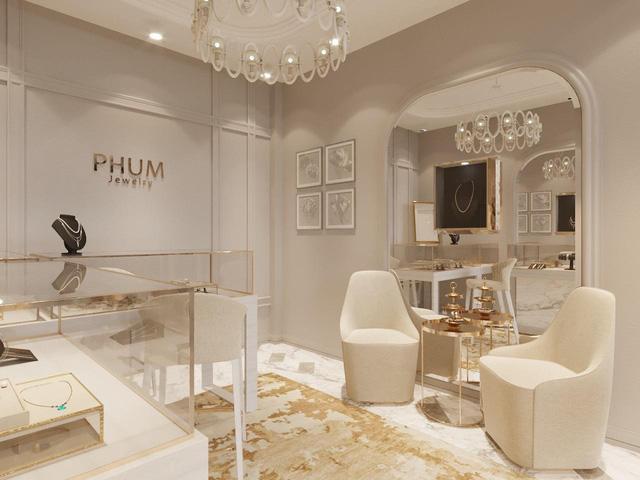 Khám phá PHUM - thương hiệu trang sức thiết kế từ kim cương thanh lịch, đẳng cấp - Ảnh 3.