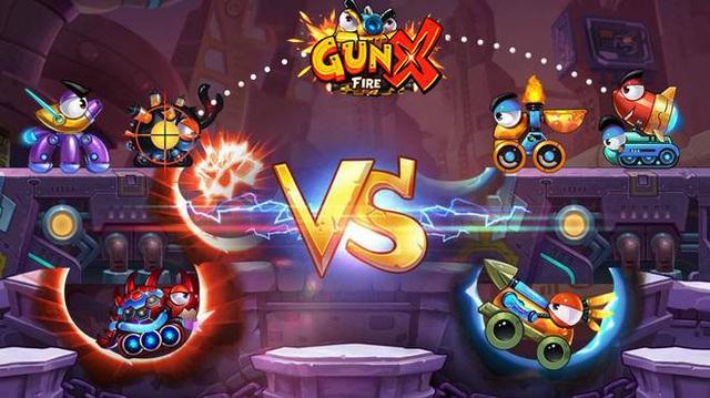 """Chính thức ra mắt 29/09, GunX: Fire cho hội xạ thủ """" đẫm mình"""" trong hàng ngàn phần quà giá trị - Ảnh 5."""
