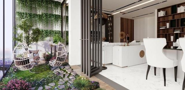 Dự án căn hộ tại Long Biên sở hữu hơn 400 khu vườn thẳng đứng giữa không trung - Ảnh 7.