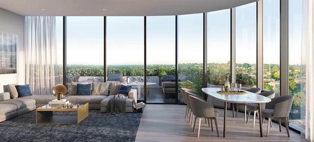 Dự án căn hộ tại Long Biên sở hữu hơn 400 khu vườn thẳng đứng giữa không trung - Ảnh 8.