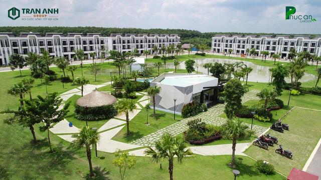 Dự án bước đệm đô thị xanh tại Bàu Bàng - Ảnh 1.