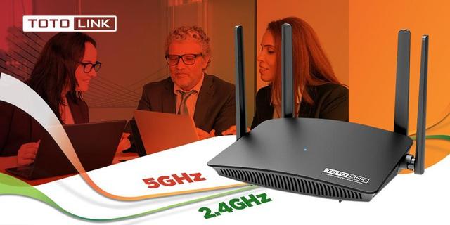 Chiến game mượt mà với Router Wifi AC giá rẻ TOTOLINK A720R - Ảnh 2.