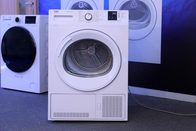 Beko – Hãng điện tử đến từ Thổ Nhĩ Kỳ vừa ra mắt hai dòng máy sấy quần áo, giá chỉ từ 7,99 triệu đồng - Ảnh 1.