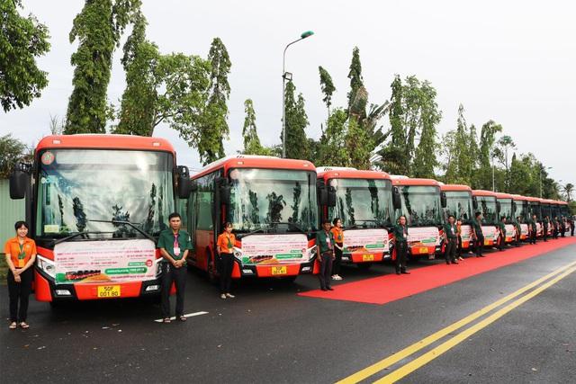 Công ty Cổ phần Xe khách Phương Trang – FUTA Bus Lines: Phát triển vì cộng đồng - Ảnh 1.