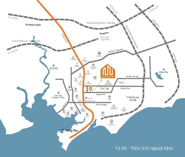 Lợi thế đầu tư căn hộ thương mại dưới 1 tỷ Osimi Phú Mỹ - Ảnh 1.