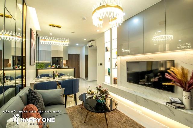Những nét đẹp cuốn hút từ căn hộ trung tâm Tân Sơn Nhất HAPPY ONE - Premier - Ảnh 1.