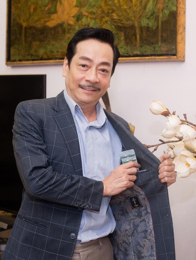 Nghệ sỹ Hoàng Dũng và thói quen giải độc gan từ công nghệ sinh học - Ảnh 2.